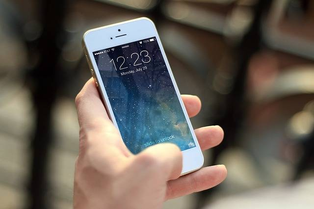 Iphone Smartphone Apps Apple - Free photo on Pixabay (539447)