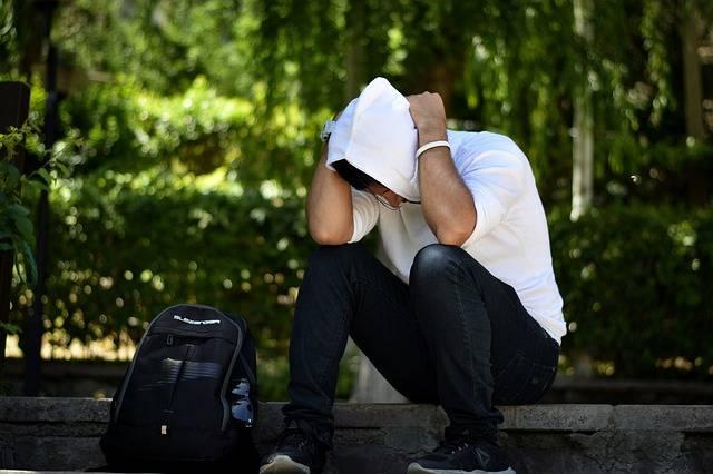 Sad Upset Depression - Free photo on Pixabay (539451)