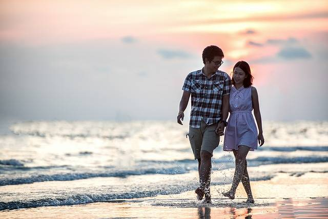Couple Holding Hands Love - Free photo on Pixabay (540223)