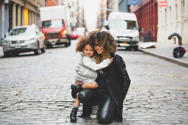 Mom Daughter Woman - Free photo on Pixabay (540987)