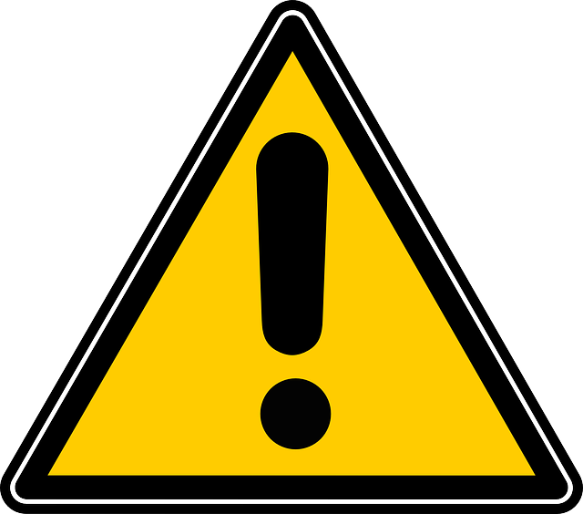 Sign Caution Warning - Free vector graphic on Pixabay (541016)