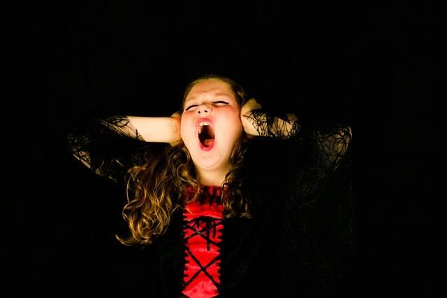Scream Child Girl - Free photo on Pixabay (541510)