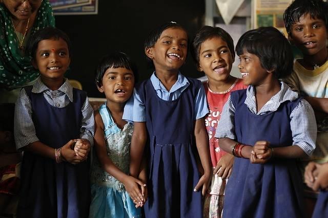 Children India Education - Free photo on Pixabay (541574)