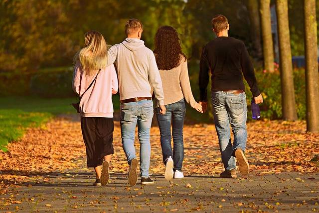 People Friends Couples - Free photo on Pixabay (541706)