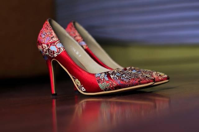 Fashion High Heels Shoes - Free photo on Pixabay (542027)
