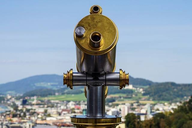 Telescope Outlook Distant View - Free photo on Pixabay (543496)