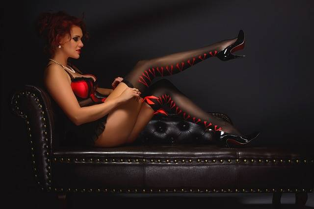 Erotic Fetish Body - Free photo on Pixabay (544698)