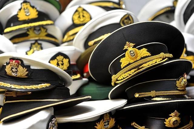 Hats Officer Us Marine - Free photo on Pixabay (545373)