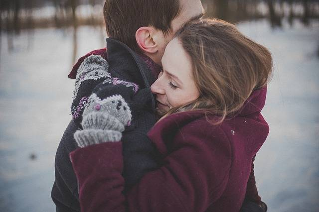 Romance Couple Love - Free photo on Pixabay (545877)