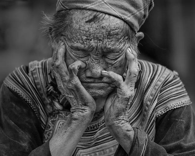 Woman Elderly Tired - Free photo on Pixabay (546186)