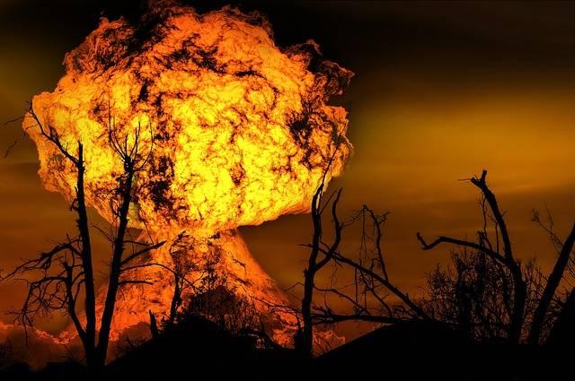 Explosion Fireball Fire - Free image on Pixabay (546485)