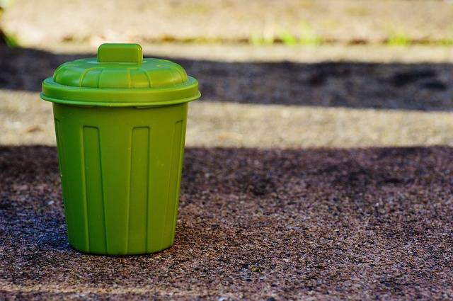 Garbage Can Bucket - Free photo on Pixabay (546657)