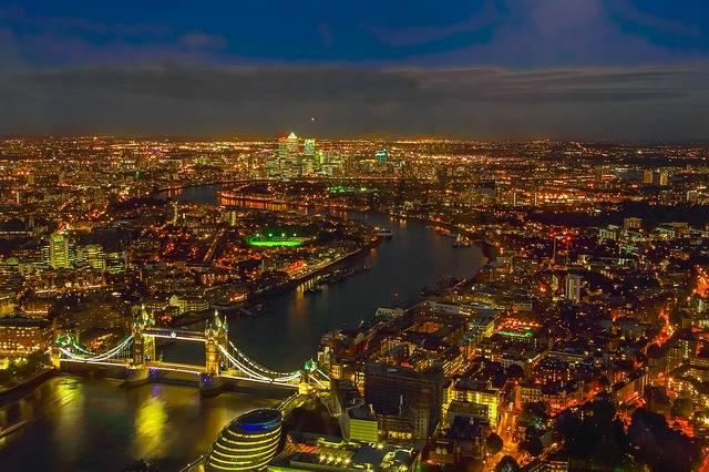 Panorama London Views Of The - Free photo on Pixabay (546673)