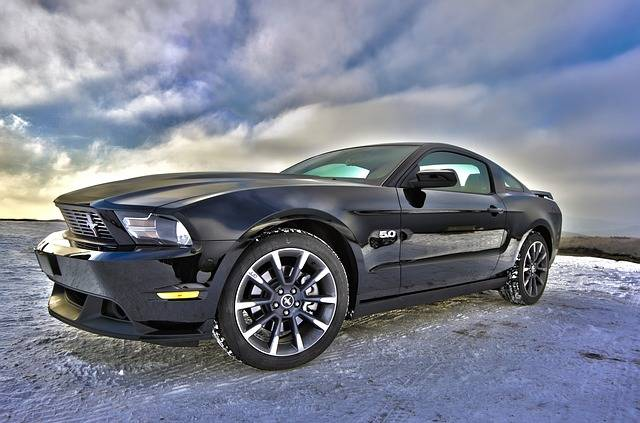 Ford Mustang Auto - Free photo on Pixabay (546753)