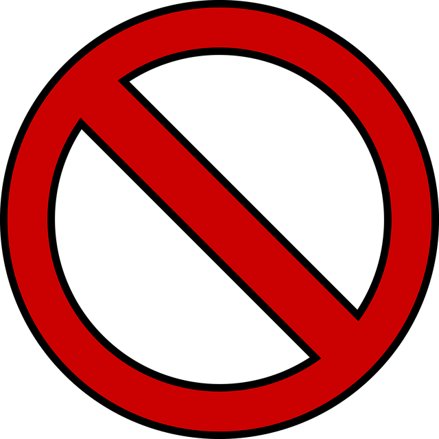Ban Prohibited Shield - Free vector graphic on Pixabay (546757)