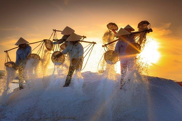 Salt Field Province - Free photo on Pixabay (546772)