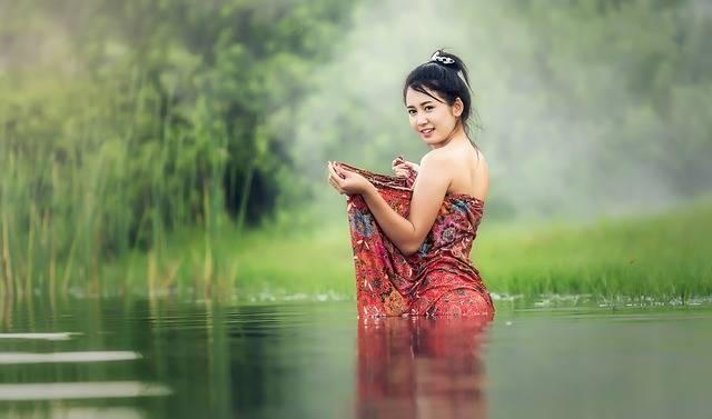 Woman Washing Vietnam - Free photo on Pixabay (547147)