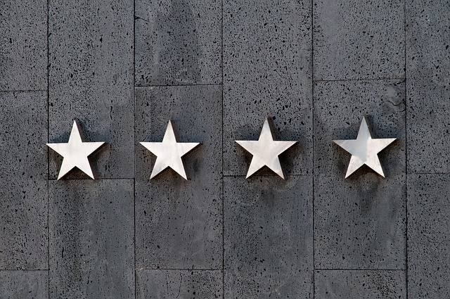Stars Rating Travel - Free photo on Pixabay (547158)