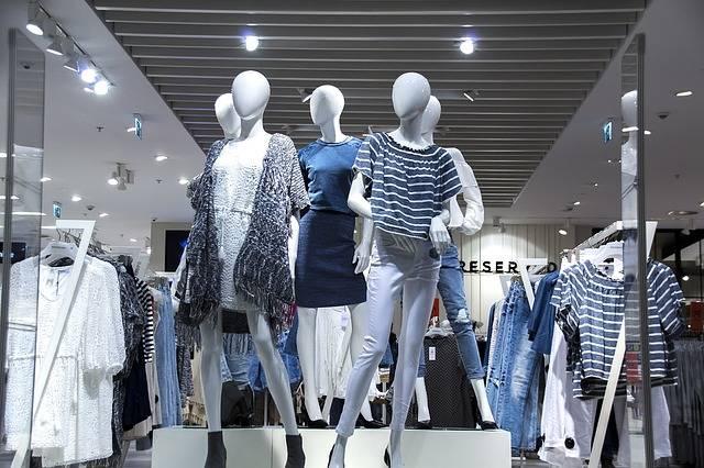 Shopping Mall Shop Windows - Free photo on Pixabay (548094)