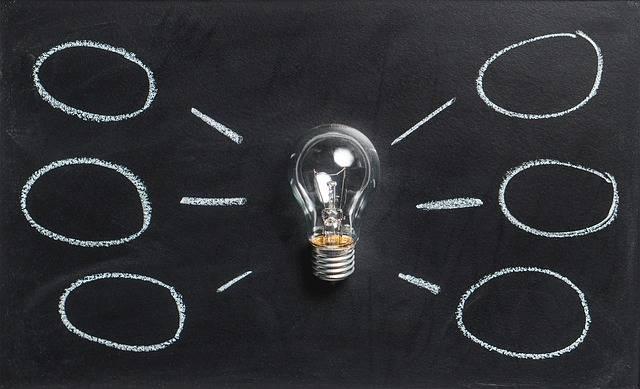 Mindmap Brainstorm Idea - Free photo on Pixabay (548097)