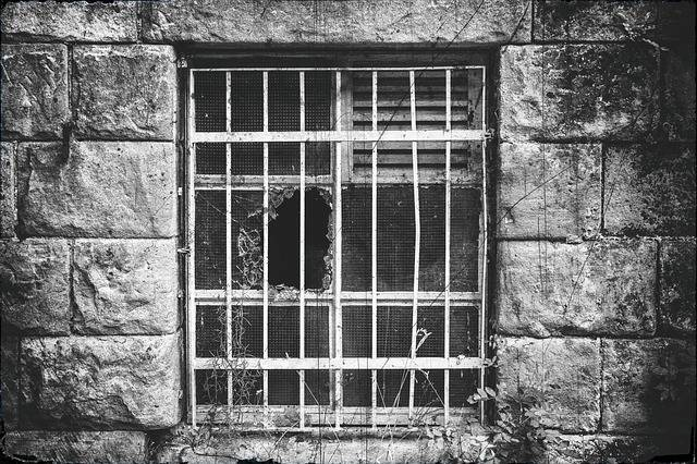 Lost Places Window Grid - Free photo on Pixabay (548179)