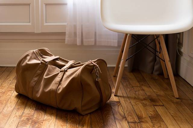 Luggage Packed Travel - Free photo on Pixabay (548199)