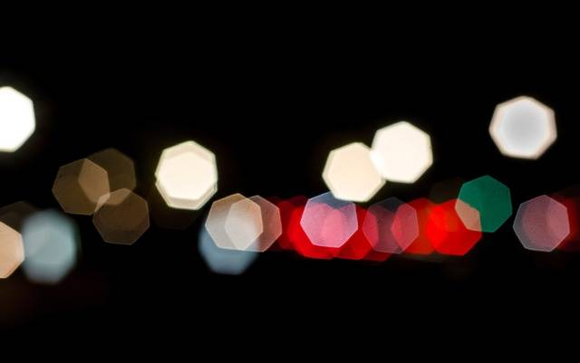 Tail Lights Out Of Focus Blur - Free photo on Pixabay (548213)