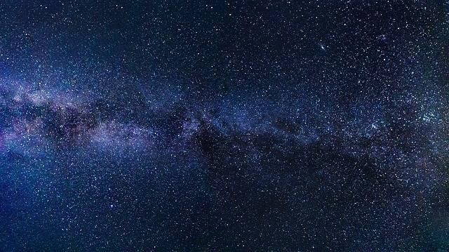 Milky Way Starry Sky Night - Free photo on Pixabay (548489)