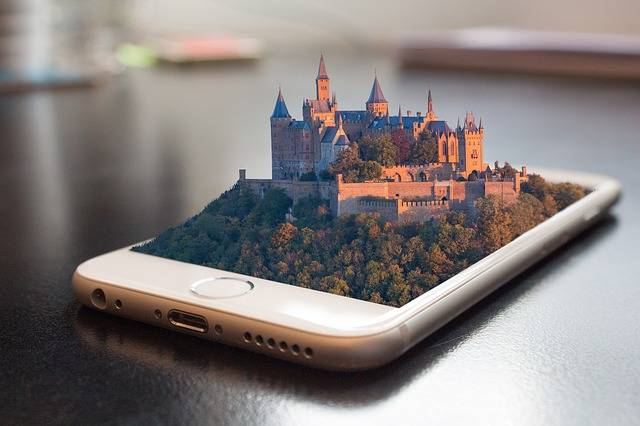 Mobile Phone Smartphone 3D - Free photo on Pixabay (549756)