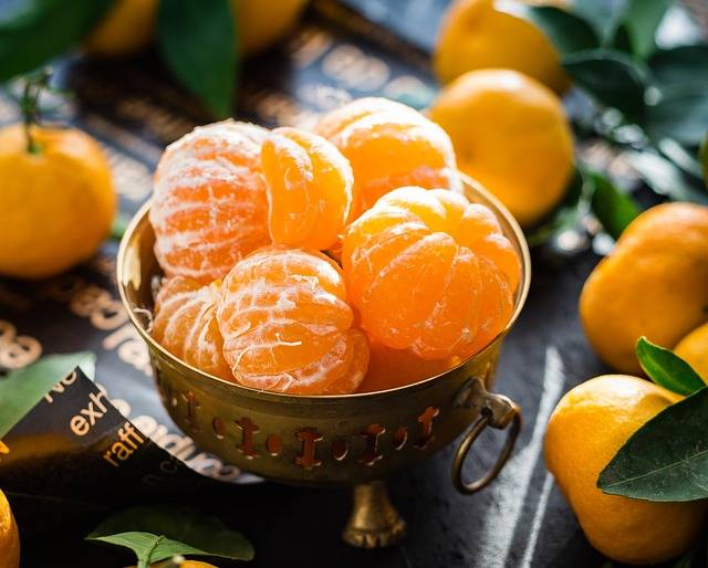 Mandarins Fruit Citrus - Free photo on Pixabay (550385)