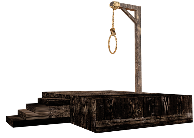 Gallows Hang Penalty Capital - Free photo on Pixabay (551728)