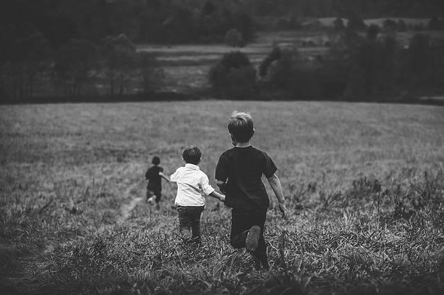 Boys Playing Friends Children - Free photo on Pixabay (551772)
