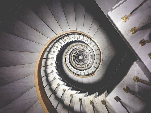 Spiral Staircase Architecture - Free photo on Pixabay (551773)