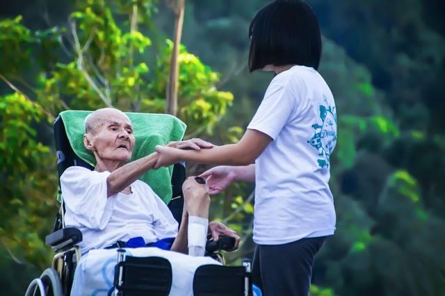 Hospice Caring For Elder Help - Free photo on Pixabay (551809)