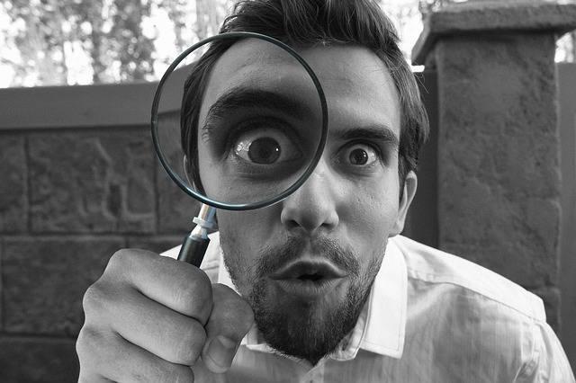 Magnifying Glass Detective - Free photo on Pixabay (551827)