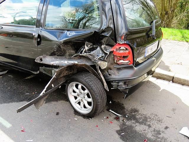 Accident Auto Damage - Free photo on Pixabay (552580)