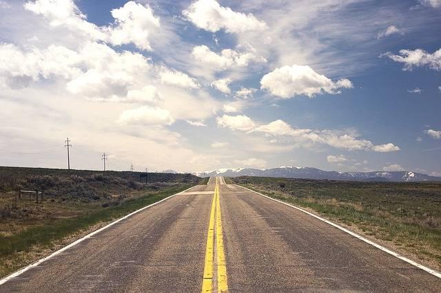 Street Road Horizon - Free photo on Pixabay (552833)