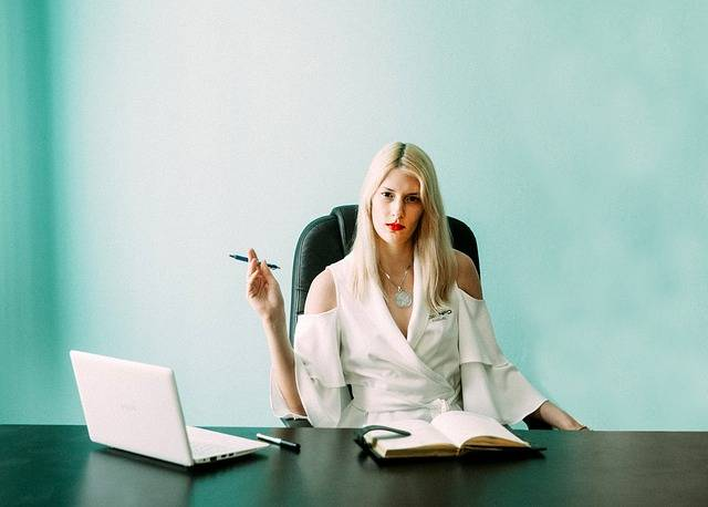 Business Woman Entrepreneur - Free photo on Pixabay (553079)