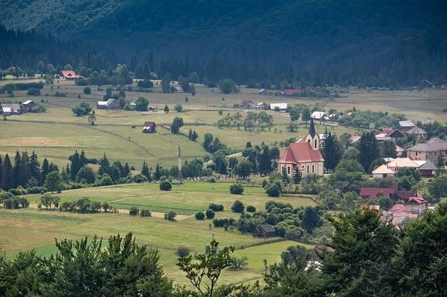 Mountain Village Transylvania - Free photo on Pixabay (553081)