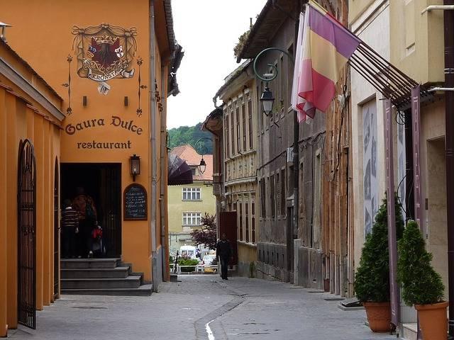 Brasov City Transylvania - Free photo on Pixabay (553103)
