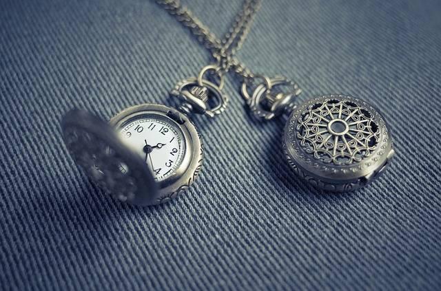 Pocket Watch Locket - Free photo on Pixabay (553400)