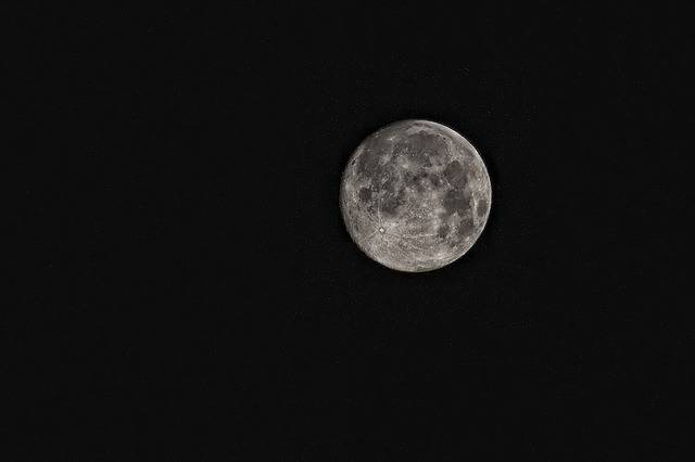 Moon Super Space - Free photo on Pixabay (553549)