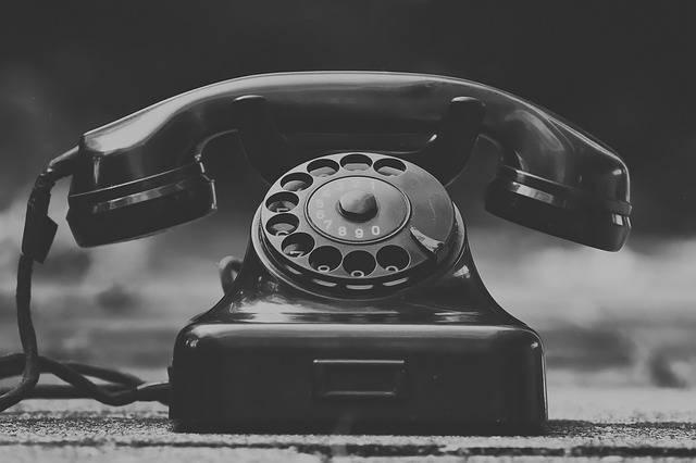 Phone Old Year Built 1955 - Free photo on Pixabay (554681)