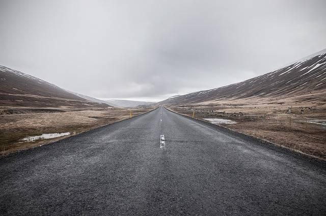 Street Road Straight - Free photo on Pixabay (554740)