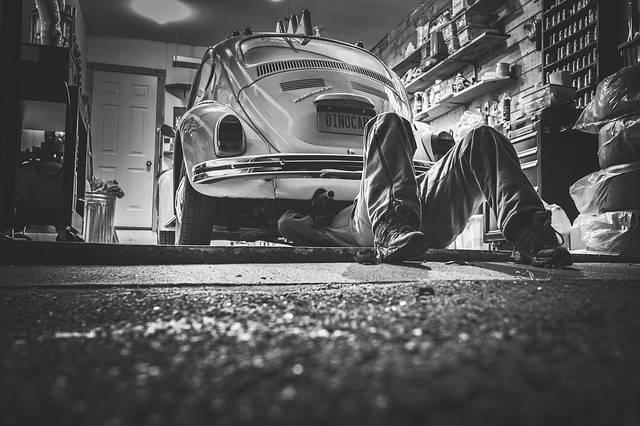 Car Repair Workshop - Free photo on Pixabay (554742)