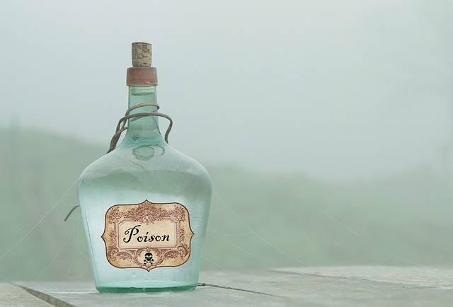 Poison Toxic Skull - Free photo on Pixabay (554745)