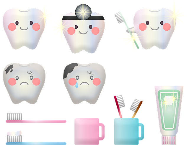Teeth Hygiene Tooth Brush - Free image on Pixabay (554920)