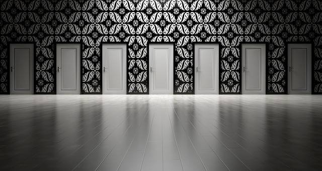 Doors Choices Choose - Free photo on Pixabay (555642)