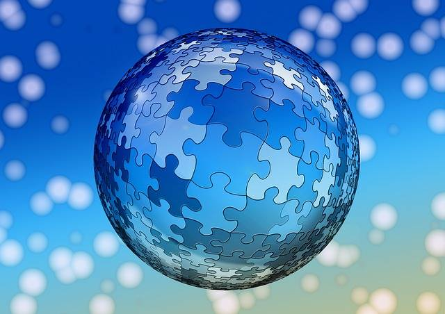 Ball Puzzle Pieces Of The - Free image on Pixabay (558514)