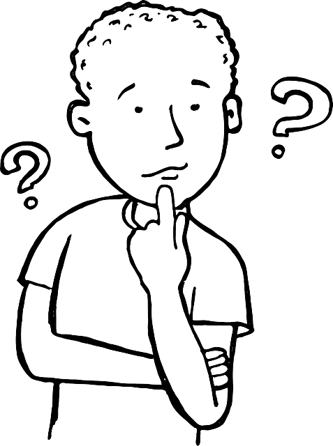 Thinker Thinking Person - Free vector graphic on Pixabay (558596)
